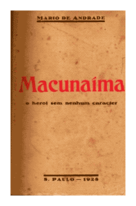 Livro Macunaíma